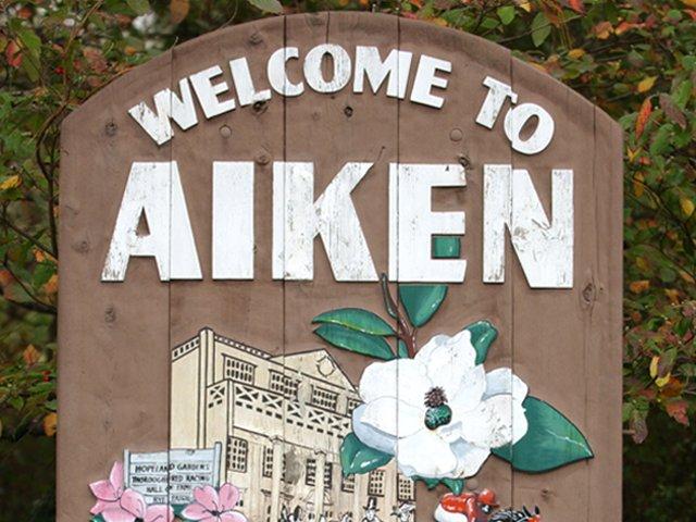 Aiken sign