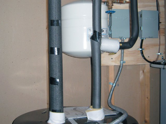 Give Your Electric Water Heater An Efficiency Boost Www