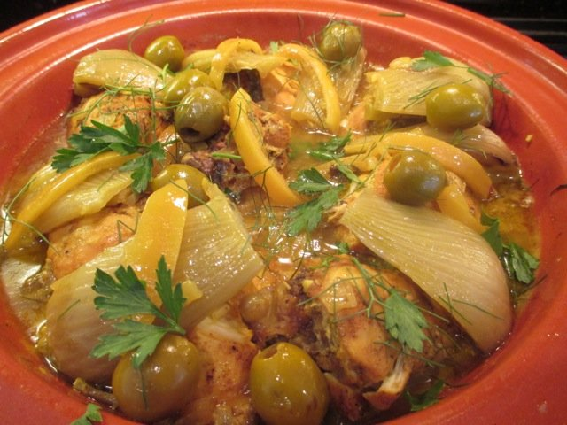 IMG_0536.Moroccan chicken tagine with preserved lemons and olives.jpeg