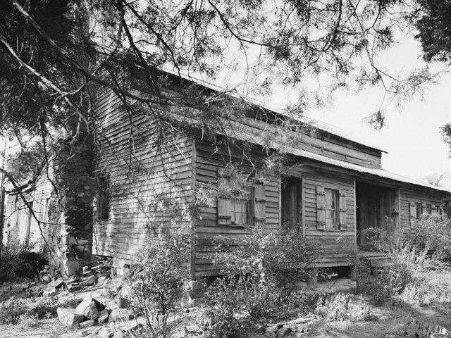 Hutchinson home, c. 1980s