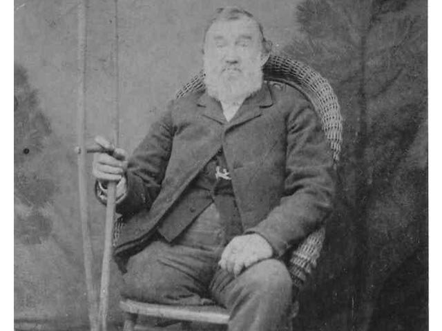 Robert Barney Hutchison