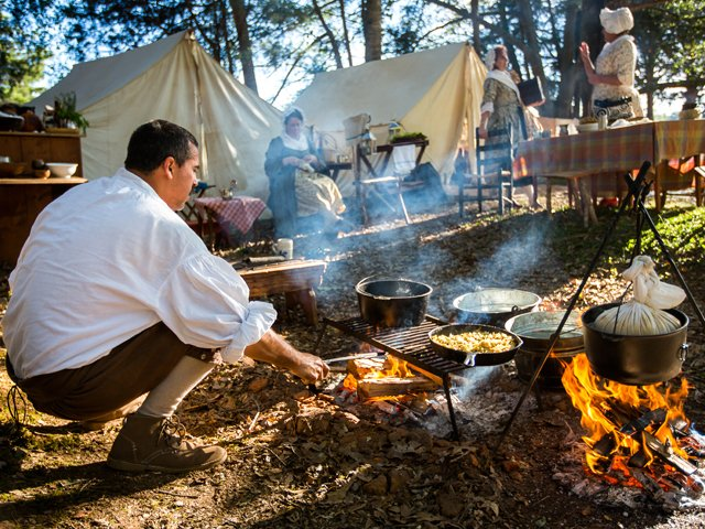 Reliving the American Revolution - www scliving coop