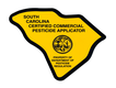 Commercial pesticide applicator decal
