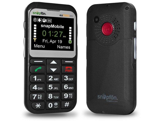 Snappy phone