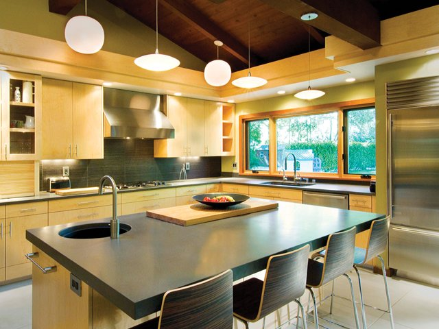 Remodeling Tips For An Efficient Kitchen