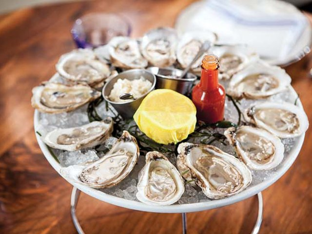 A taste of the Lowcountry