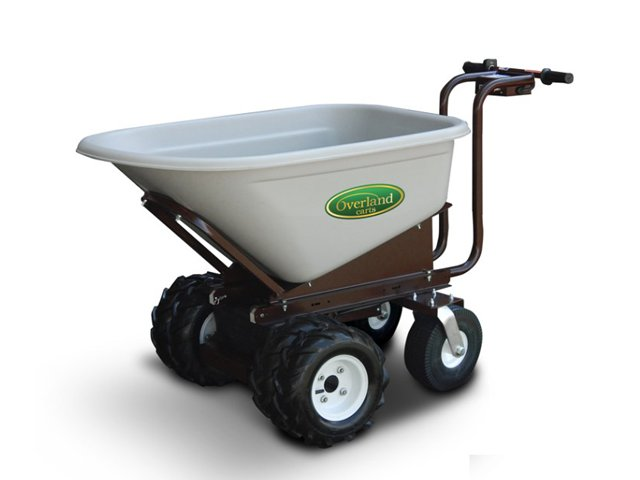Work-free wheelbarrow