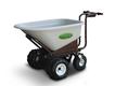 Work-free wheelbarrow