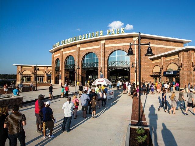 Best ballpark