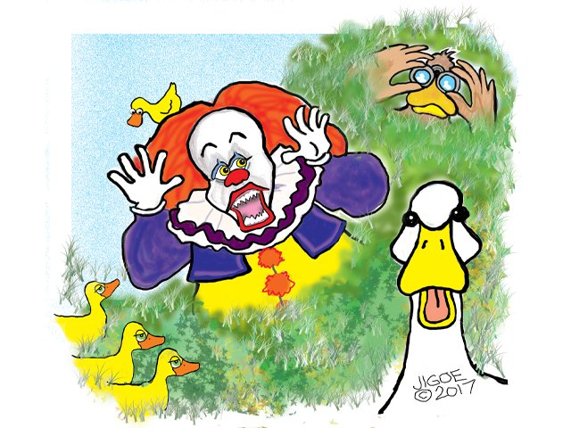 Pennywise and clown foolish.png