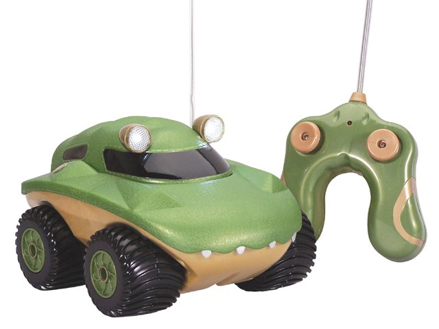 KID-PROOF CAR