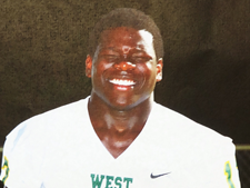Ailym Ford – West Florence HS