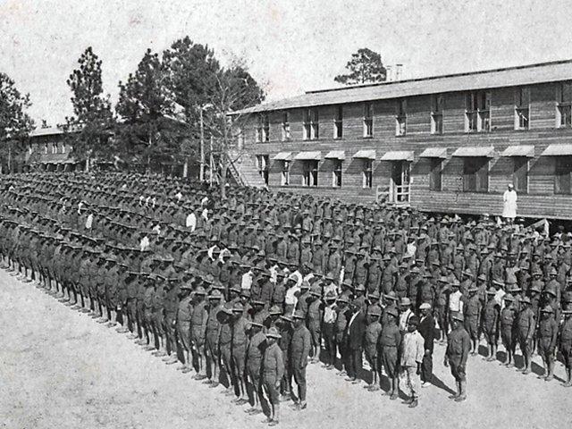 fort jackson basic training photos 2020