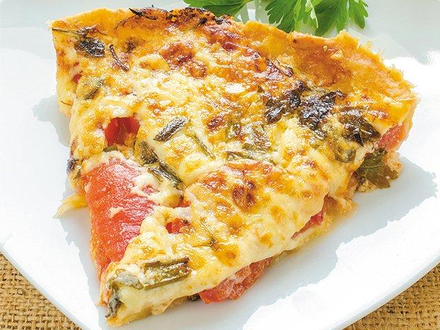 bea's tomato pie
