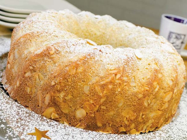 Butter Cake Recipe In Sinhala Download: Almond-crusted Butter Cake