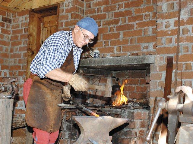 Life as a Blacksmith
