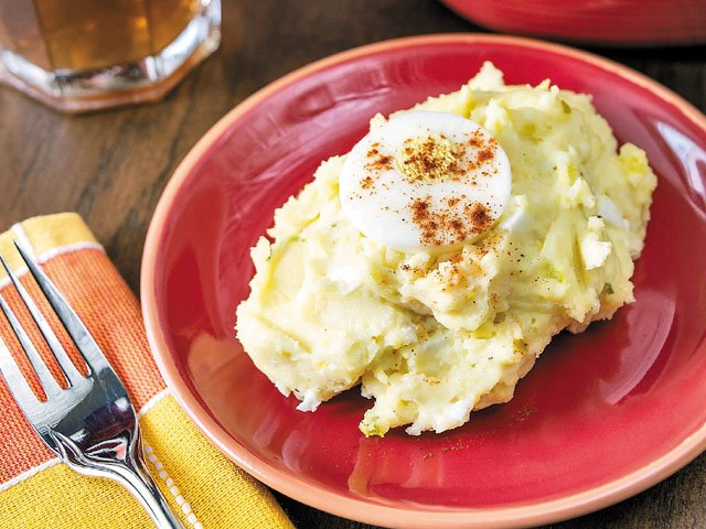Bobby's mashed potatoes