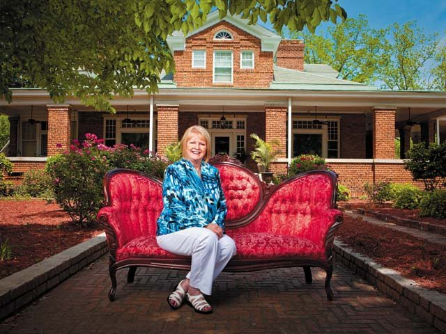 The charming people of Cheraw: Angie Smith