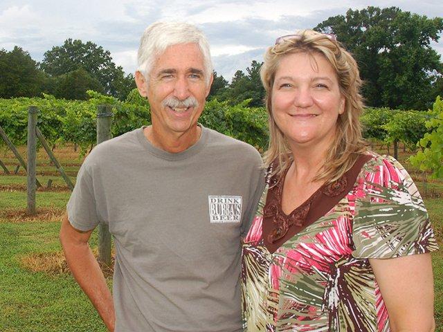 Richard & Laura Labarre